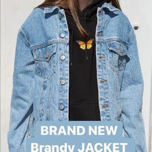 Brandy Melville Jacket 💕